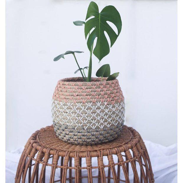 Ball Basket Blush - Eden Gardens