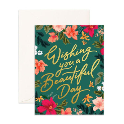 Beautiful Day Card - Eden Gardens
