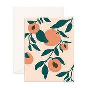 Peaches Card - Eden Gardens