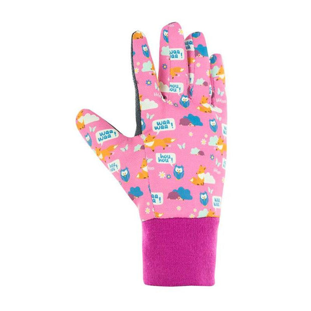 Children's Gloves - Pink - Eden Gardens