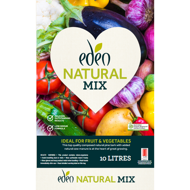 Eden Natural Fruit & Vegetable - Eden Gardens
