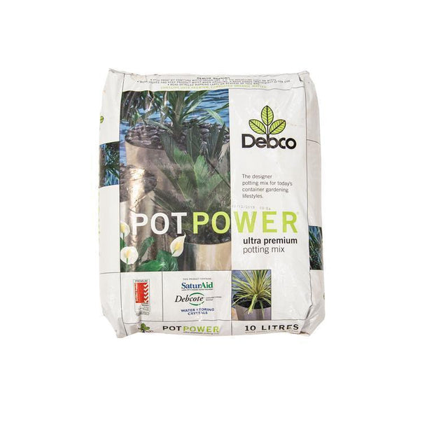 Debco Pot Power, Ultra Premium 10L - Eden Gardens