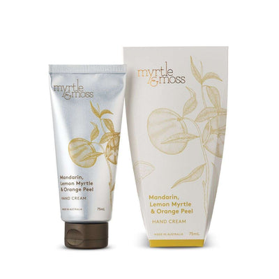 Hand Cream: Mandarin Lemon Myrtle Orange Peel - Eden Gardens