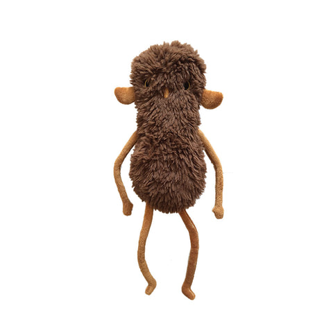Brown Roger Plush Toy | Twelve Forever