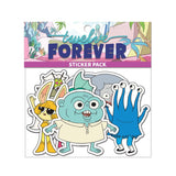 Creatures Sticker Pack- | Twelve Forever