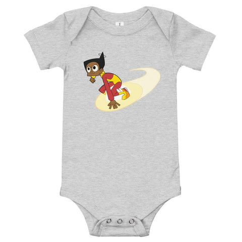 Endless Esther Onesie Athletic Heather | Twelve Forever