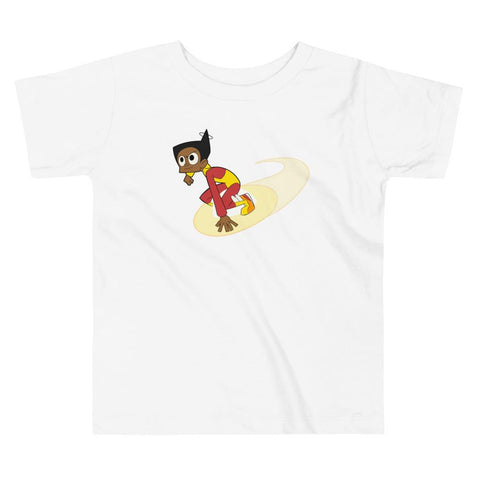 Endless Esther Toddler Short Sleeve Tee White | Twelve Forever