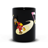 Endless Kids Black Mug-11 oz | Twelve Forever