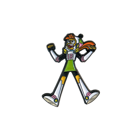 Endless Reggie Lapel Pin | Twelve Forever