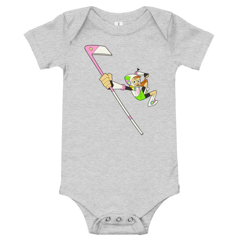 Endless Reggie Onesie Athletic Heather | Twelve Forever