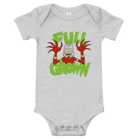 Full Grown Onesie Athletic Heather | Twelve Forever