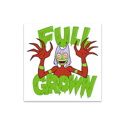 Full Grown Sticker | Twelve Forever