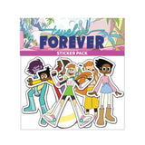 Kids Sticker Pack- | Twelve Forever