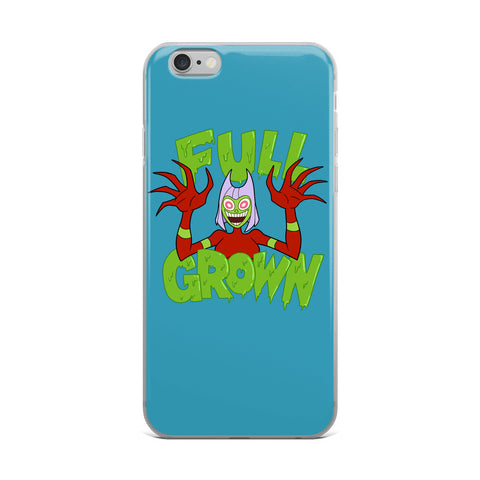 Full Grown | Butt Witch iPhone Case