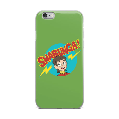 Shabunga iPhone Case