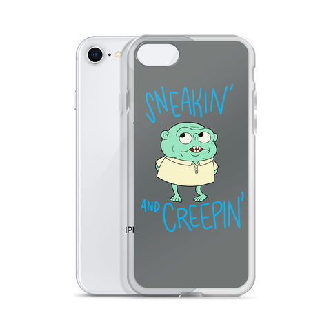 Borbo iPhone Case