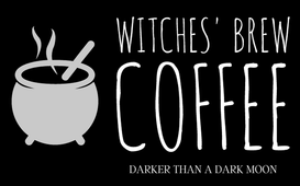 Witches brew coffee witchcraft