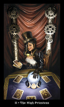Load image into Gallery viewer, The Steampunk Tarot Deck (Barbara Moore)