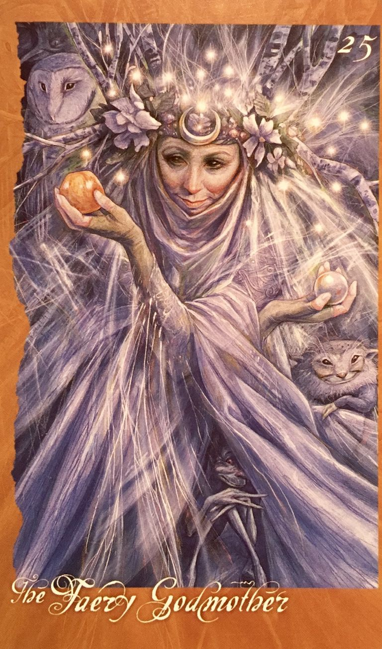 The Faeries Oracle Cards Deck & Book (Brian Froud & Jessica Macbeth)
