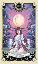Load image into Gallery viewer, Mystical Manga Tarot Deck & Book (Barbara Moore & Rann)