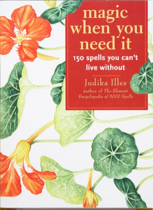 Magic When you Need It (Judika Illes)