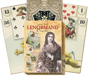 Lenormand Oracle Cards Deck (Lo Scarabeo)