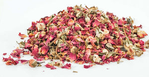Pink Rose Petals & Buds Dried (3 Sizes)