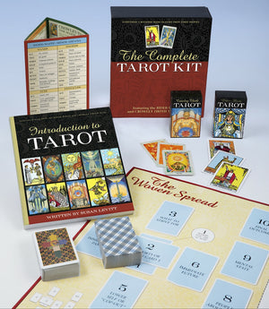 The Complete Tarot Kit (Susan Levitt)