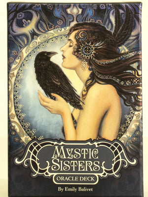 Mystic Sisters Oracle Cards Deck (Emily Balivet)