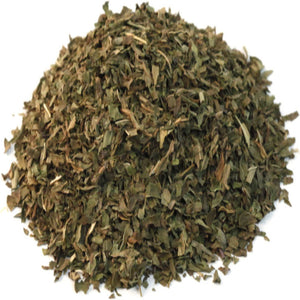 Spearmint Leaf Dried Cut (3 Sizes)