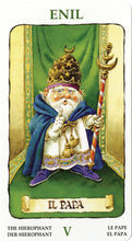 Load image into Gallery viewer, Tarot of the Gnomes Deck (Lo Scarabeo)