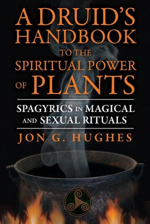 A Druid's Handbook to the Spiritual Power of Plants (Jon G. Hughes)