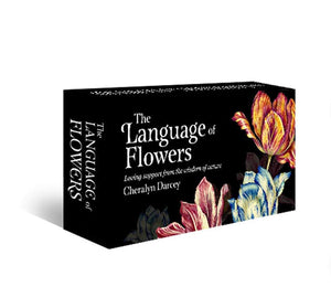 The Language of Flowers Cards Oracle Csrds Deck (Cheralyn Darcey)