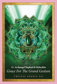 Crystal Mandala Oracle Cards Deck (Alana Fairchild & Jane Marin)