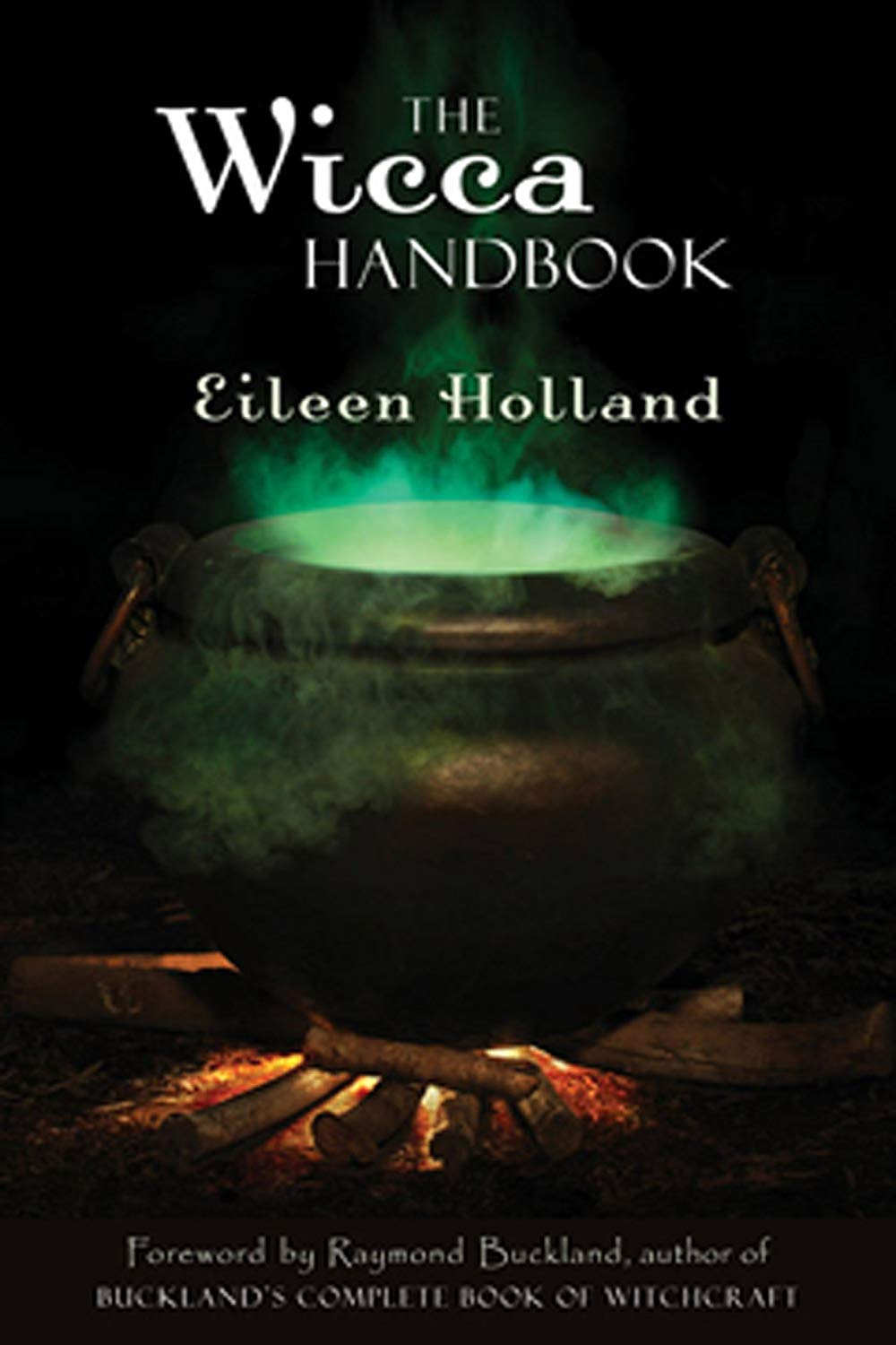 The Wicca Handbook (Eileen Holland)