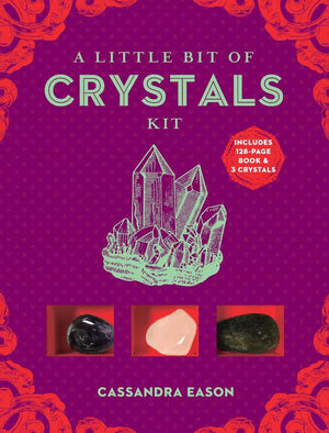 A Little Bit of Crystals Kit (Cassandra Eason)