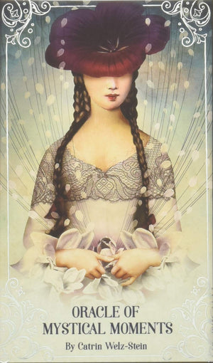 Oracle of Mystical Moments Cards Deck & Book (Catrin Welz-Stein)