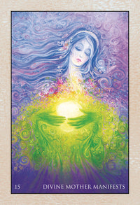 Rumi Oracle Cards Deck (Alana Fairchild & Rassouli)