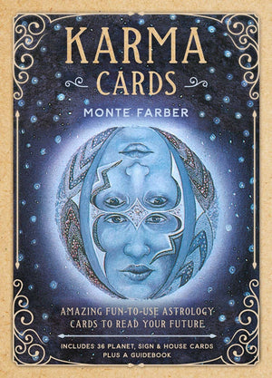 Karma Cards Oracle Deck & Book (Monte Farber)