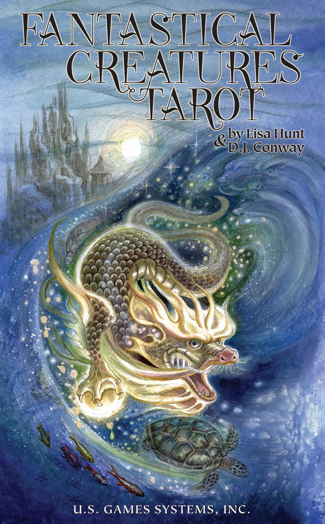 Fantastical Creatures Tarot Deck (Lisa Hunt & DJ Conway)