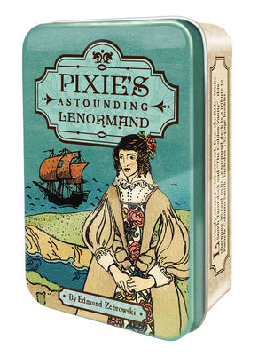 Pixie's Astounding Lenormand Cards Deck Tin (Edward Zebrowski)