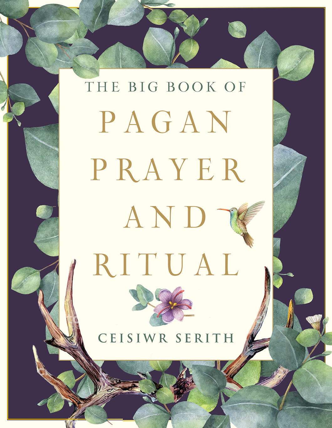 The Big Book of Pagan Prayer and Ritual (Ceisiwr Serith)