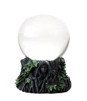 Maiden Mother Crone Altar Divination Crystal Ball