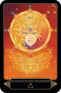 Dreams of Gaia Tarot Deck & Book (Ravynne Phelan)