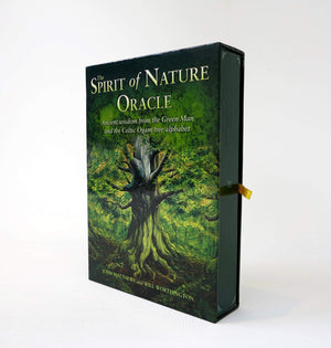 The Spirit of Nature Oracle Cards Deck & Book (Matthews & Worthington)