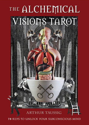 The Alchemical Visions Tarot Deck & Book (Arthur Taussig)