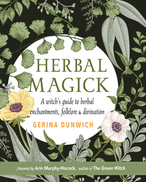 Herbal Magick (Gerina Dunwich)