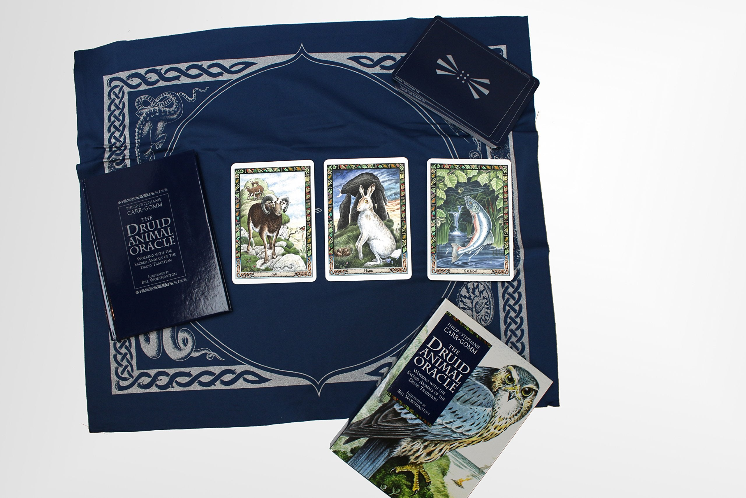 The Druid Animal Oracle Cards Deck & Book (Carr-Gomm & Carr-Gomm)