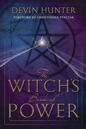 A Witch's Book of Power (Devin Hunter)