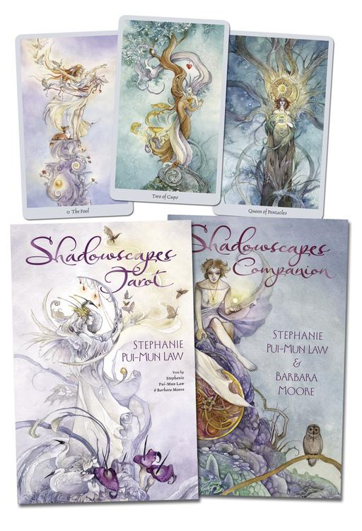 Shadowscape Tarot Deck & Book (Stephanie Pui-Mun Law & Barbara Moore)